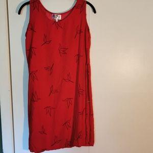 🚨 2 for $30 💘 Thums Up dress, size XL-Fits l